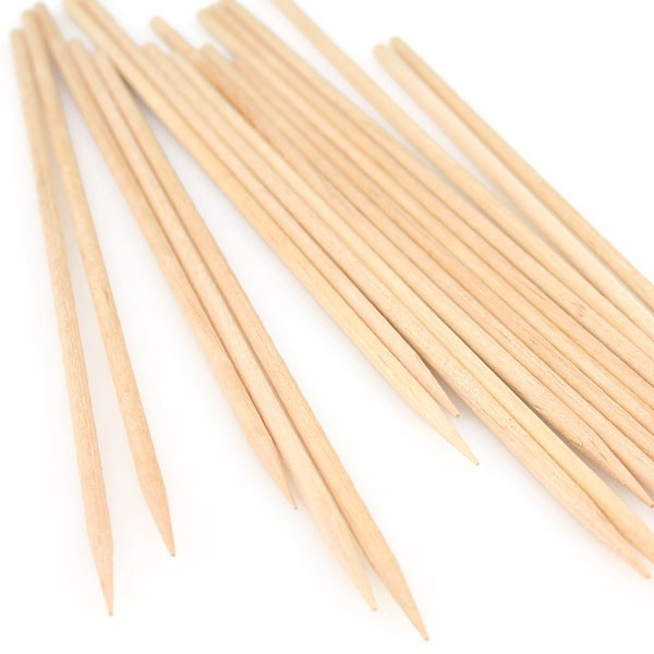 "Lower price 10"" wooden craft sticks For Automatic machine use"