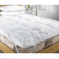 Super filling power white goose down feather mattress
