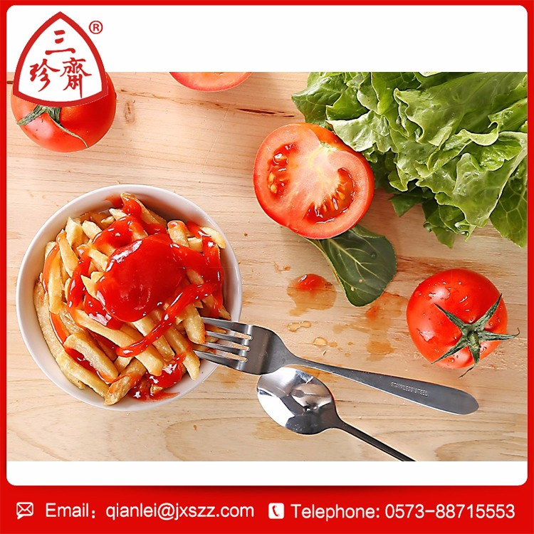Hot sale tomato ketchup seasoning sauce ketchup paste