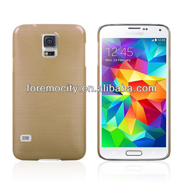 UV coating for galaxy s5 PC brush samsung hard case