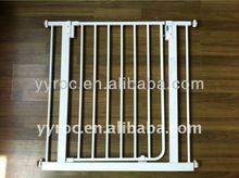 Metal baby safety door gate