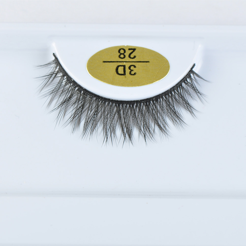 3D Mink False Eyelash Beautiful Lashes Eyelash Extension