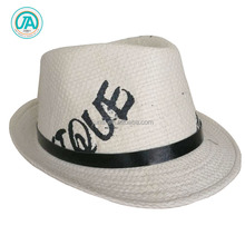 Holiday necessary raffia hat painted paper straw cowboy hats