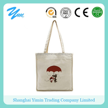 Printing Art Canvas Bag Single Shoulder Bag Leisure Tote Shopping Bag