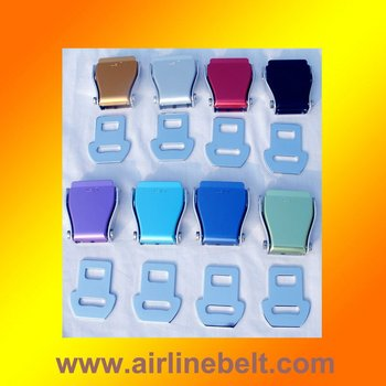 High quality aircraft safety belt buckle