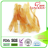 100% Natural Dried Beef Tendon Pet Products