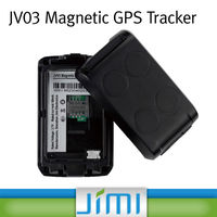 JIMI Hot Sell magnaetic gps vehicle / car / truck trackerfor container and cargo tracking with 2600mAh battery super long stand