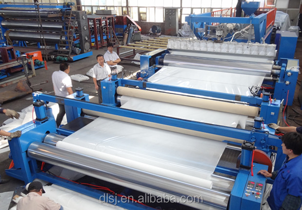 hot sale & high quality small size extrusion film machnie With Good Service