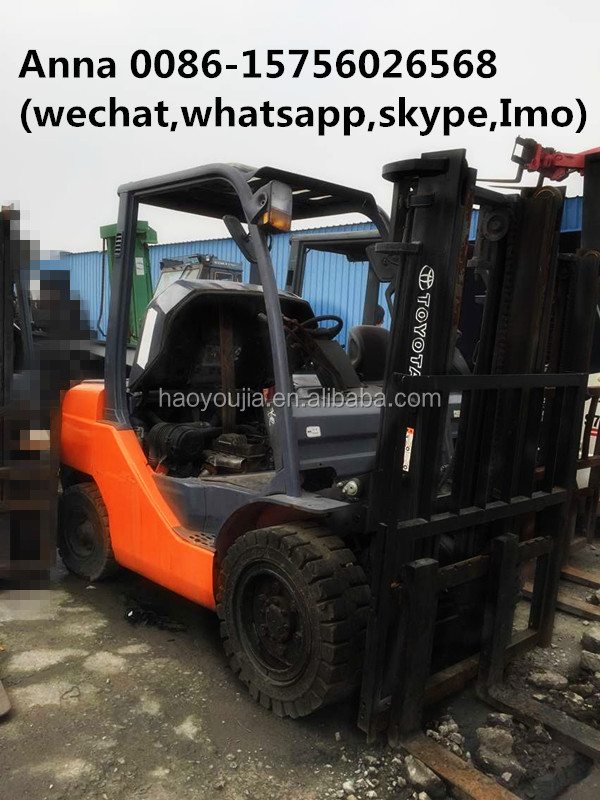Hot toyota 3 ton forklift