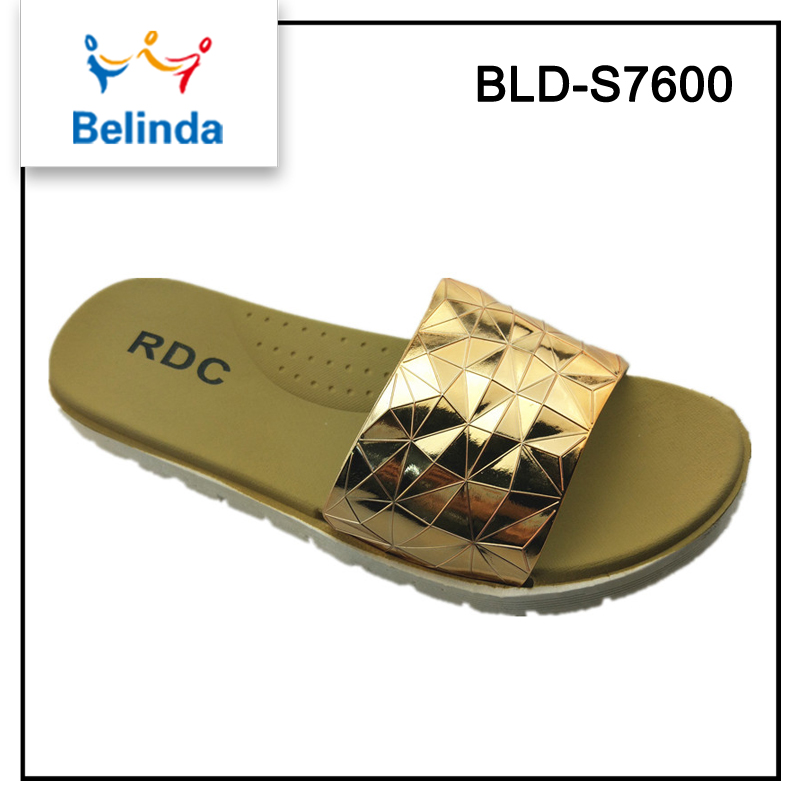 2017 alibaba girls new sandals fashion pvc custom slide sandal slippers for wholesale
