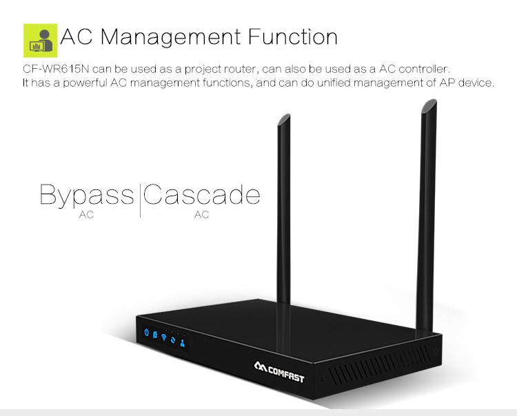Best Buy COMFAST CF-WR615N 192.168.1.1 Best Wifi Routers/Wireless Wifi Router
