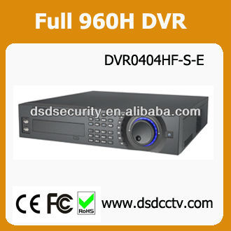 Dahua SD Card Digital Video Recorder DVR Kit DH-DVR0404HF-S-E