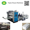 Hot sale facial tissue paper folding machinery