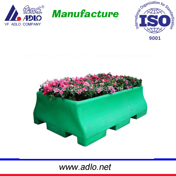 vertical planters plastic/large plastic planters/big outdoor flower pots/self watering pot plant