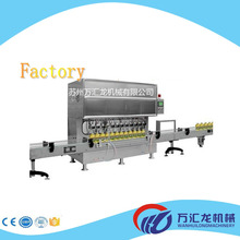 Pet bottled oil packing machine/edible oil filling capping washing machine