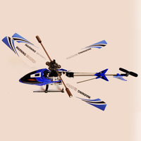 New Cool Rc Helicopter 4 Channel