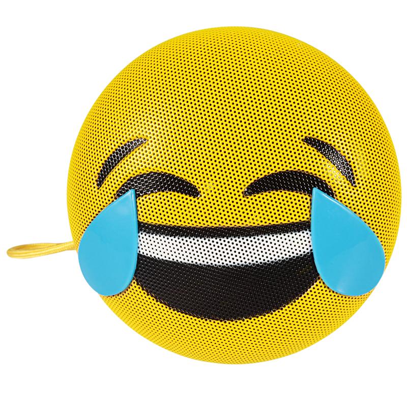 2018 Meilleur portable à commande vocale emoji stéréo sans fil bt haut-parleur - ANKUX Tech Co., Ltd