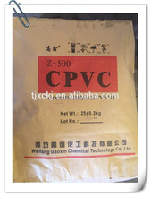 Pipe & Fitting Grade CPVC Resin