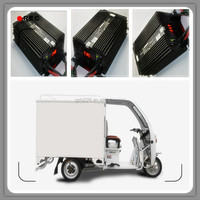 Aluminium alloy case design, high power1000w wholesale tricycle charger