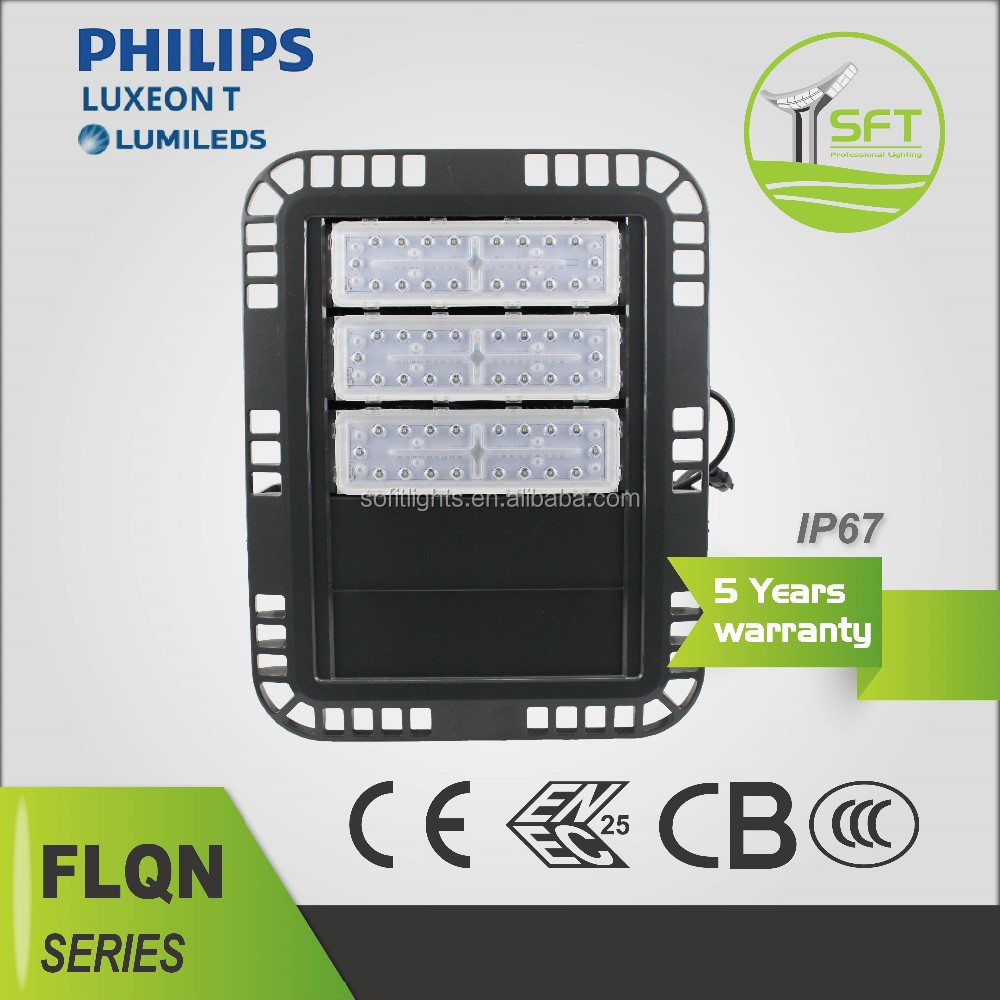 IP68 Lumileds Luxeon Module Outdoor 100w Led Flood Light