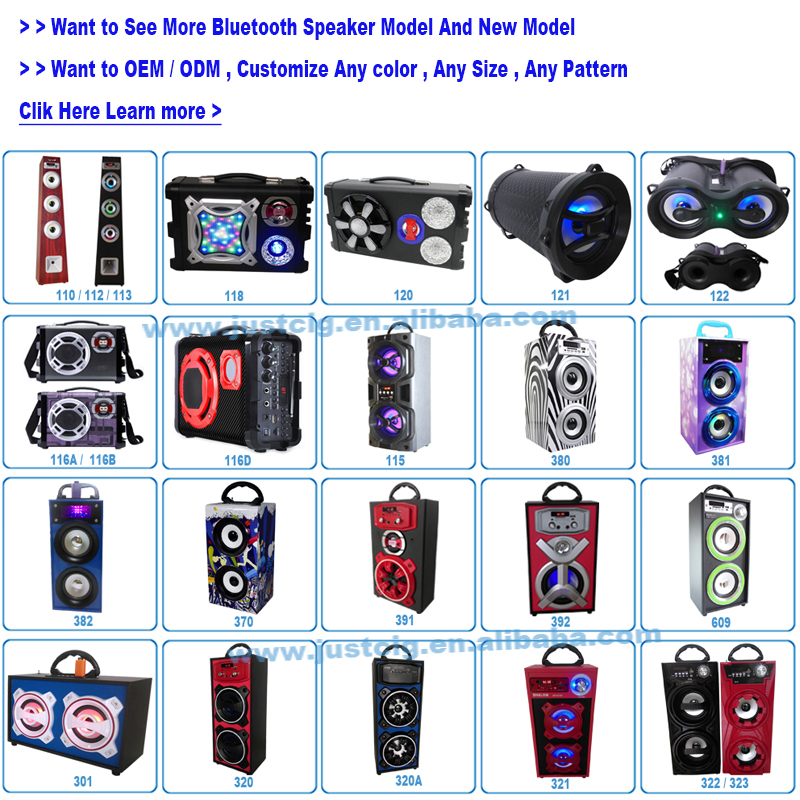 2015 Professional Big rechargeable double wooden disco light speaker with bluetooth,tweeter new style bluetooth speaker