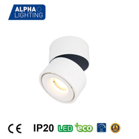 housing shape cob surface mounted led downlight 13w