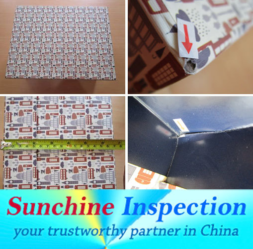 Gift Boxes Initial Production Inspection / During Production Inspection /Pre-Shipment Inspection