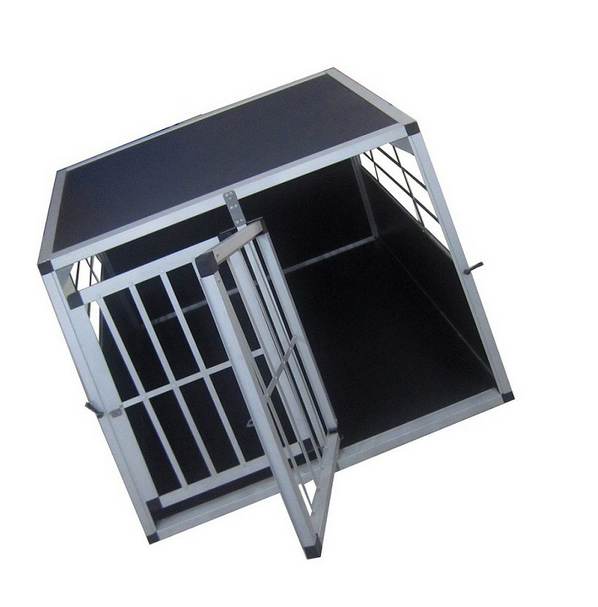Hot Selling Wholesale Pet Dog Cage Water Proof is Not Rusty Transport Dog Cage Aluminium