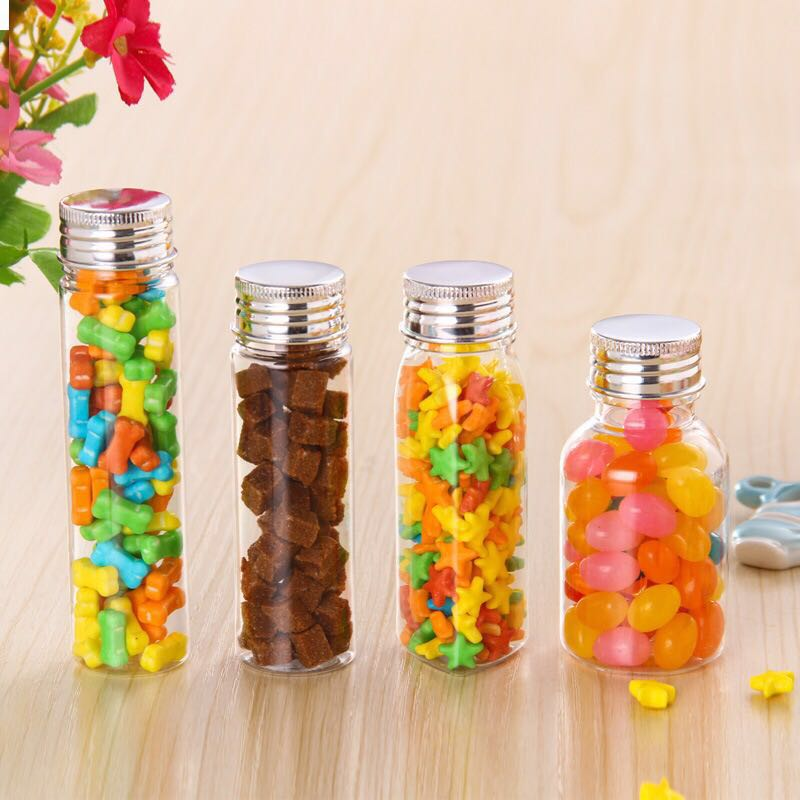 2017 hot sale beautiful design crystal glass star shape candy jar for promotion gift