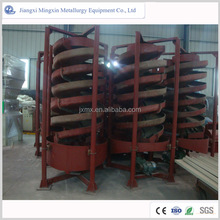 Widely use spiral sorting machine debris chute