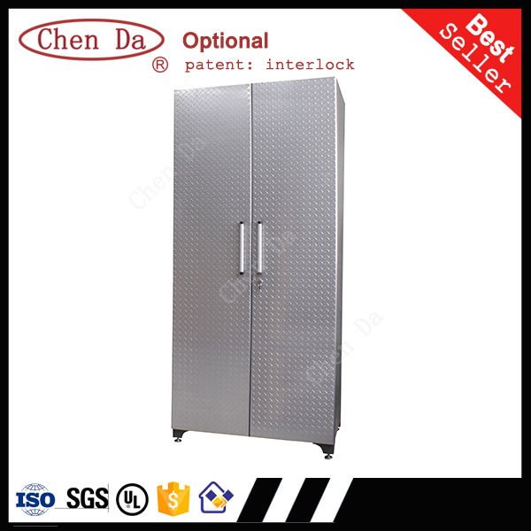 2016 High quality new design Garage Furniture locker / Garage cabinet locker / Garage storage locker solution series-5