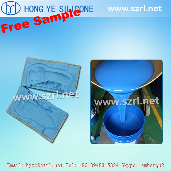 urethane rtv liquid silicone rubber for mould making