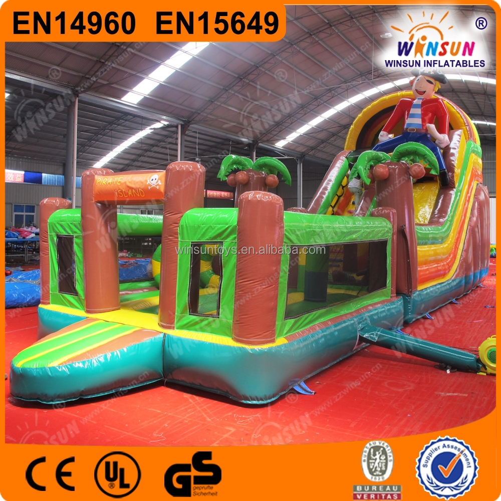 small bouncing castles with slide and jumping//jumping castle forsale