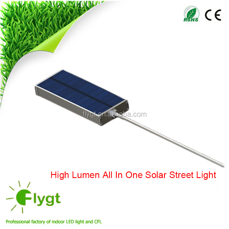 Professional CE outdoor LED solar farm light