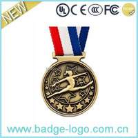Antique Russian Metal Sports Award Medal Wholesale