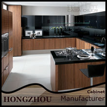 Foshan Modern home kitchen cabinet furniture design