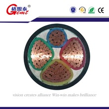 0.6/1kv XLPE insulated aluminum conductor electrical power cable