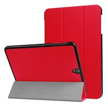 Tablet 3 9.7 Inch Folding Stand PU Leather Case For Samsung Galaxy Tab 3