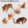 decoration simulation animal tiger