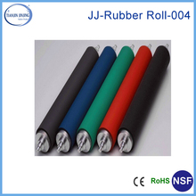 rubber stick with metal