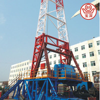oil drilling machine in China /drilling rig machine