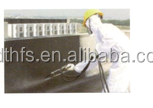 non-curing rubber bituminous waterproofing coating