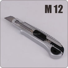 18MM Snap-Off Blade Cutter Plastic Cutter Knife paper utility knife office cutting knife