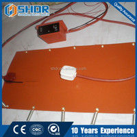 Customized 200L Drum Heater Pad Silicon Rubber Heater