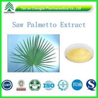 GMP ISO certificated factory supply high quality hot sale Saw Palmetto extract sabal palmetto