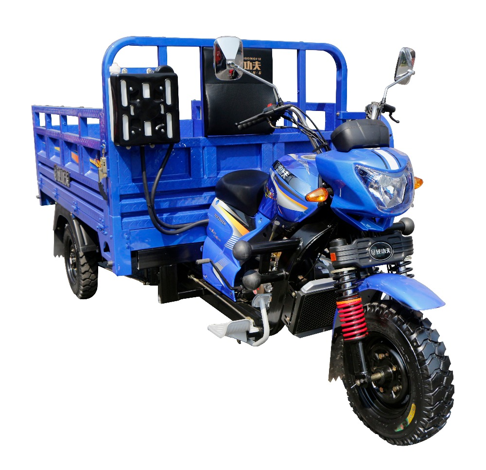 hot sale cheap three wheel motorcycle/cargo tricycle/scootor