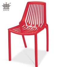 cheap price plastic pp outdoor party garden porch restaurant dining patio jardin chair imported from china