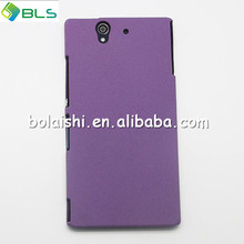 PC Case Screen Protector for Sony Xperia Z1 Compact Cover