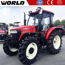 High Quality Cheap Price 110HP 4X4wd Farm Tractor for Sale Kubota Type Farm Tractor