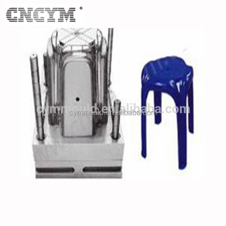 CY Mould LKM HASCO Single/Multi Cavity plastic chair mould maker
